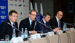 Spotlight on Test Events as IOC Coordination Commission Makes Ninth Visit to Sochi
