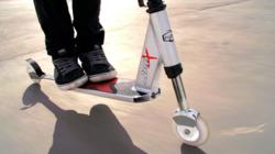 Fuzion JumpX scooter