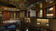 Club 6 on Royal Princess will offer a vibrant new nightlife spot with an intimate atmosphere.
