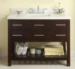 Priva Bathroom Vanity From Empire Industries