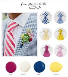Bows'N Ties Gets a Special Mention by WeddingChicks.com
