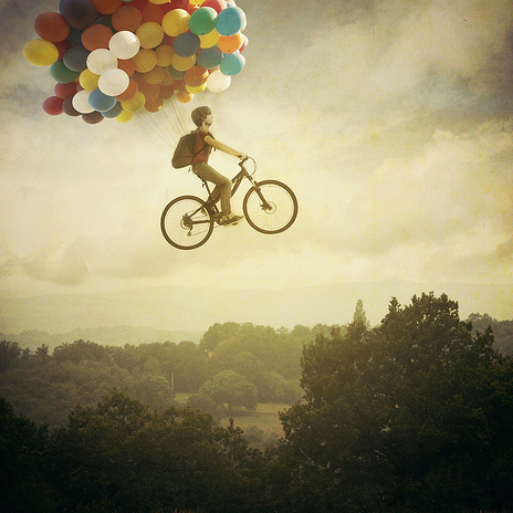 Image result for flying dreams
