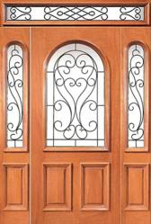 Expo Iron Exterior Doors