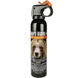Guard Alaska is registered with the EPA as a repellent for all species of bear.