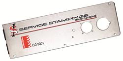 metal ServjceStampings logo