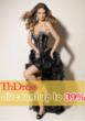Thdress Launches a Great Discount on its Short Evening Dresses
