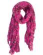 Pink Leopard Print Pareo