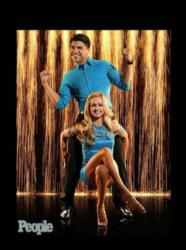 FaceLube Victor Ortiz Lindsay Arnold Official Dancing With Stars Profile 2013