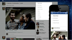 Facebook, new News Feed, sub-feeds, dividing content, marketing
