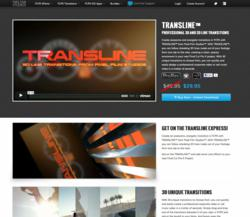 FCPX Transitions - Final Cut Pro X Effects - Pixel Film Studios - TransLine