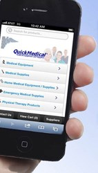 QuickMedical now on your smart phone.
