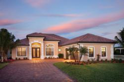 Bougainvillea Model Home by Lennar Homes at Fiddler's Creek in Naple,s Florida
