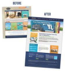 builder marketing, power marketing, maryland website design, brand strategy, homebuilder websites