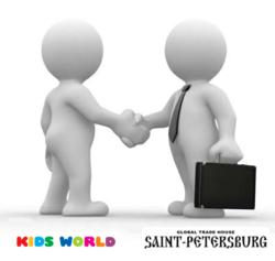 Merger between Kids' World & Saint-Petersburg Global Trade House