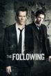 Kevin Bacon (left) and James Purefoy star in THE FOLLOWING, airing Mondays 9/8c on FOX. (Photo Credit: © 2013 Warner Bros. Entertainment Inc. All Rights Reserved.)