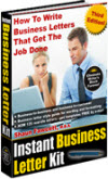 Instant Business Letter Kit (3rd Ed.)