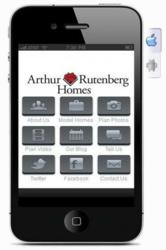 Arthur Rutenberg Homes Mobile App