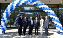 Morgan Drexen CEO Walter Ledda and executive board celebrate company's 6th anniversary