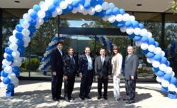 Morgan Drexen CEO Walter Ledda and executive board celebrate company's 6th anniversary
