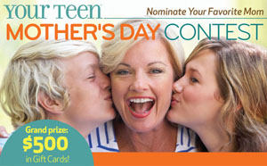 Contest Encourages Teens To 21