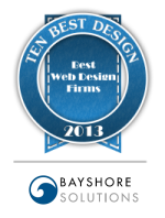 Best Web Design Firms 2013: Bayshore