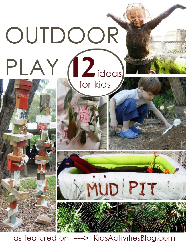 simply brilliant things to do outside and lots of clever things to do with kids without paying a. Black Bedroom Furniture Sets. Home Design Ideas