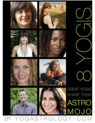 Yogastrology, where yoga meets astrology.