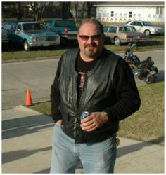Tom DeVries, 2012 Harleys for Heroes Winner!
