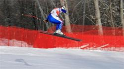 FIS Alpine Skiing European Cup Finals. Day 2