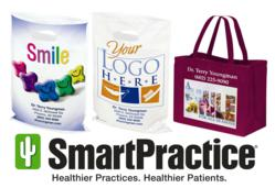 SmartPractice Dental Supply bags