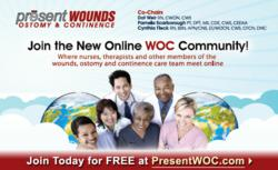 PRESENT Wounds, Ostomy and Continence – Online Professional Education Community