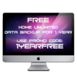 Free Home Unlimited Online Storage offer.
