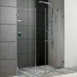 VG6042 Frameless Adjustable Shower Door