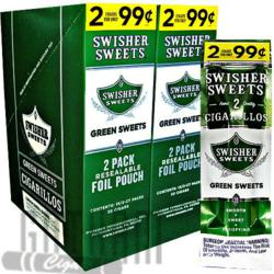 Swisher Sweets Green Sweets