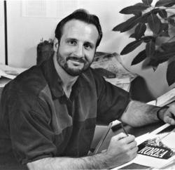 Milt Priggee, political cartoonist