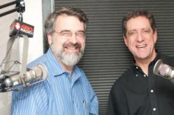 Jim Hessler & Steve Motenko, co-hosts of a podcast on workplace dynamics and working for a manager