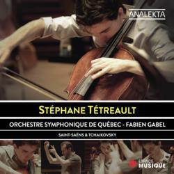 Stéphane Tétreault - Orchestre Symphonique de Québec - Fabien Gabel - Saint-Saëns & Tchaikovsky