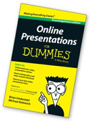 Online Presentations for Dummies