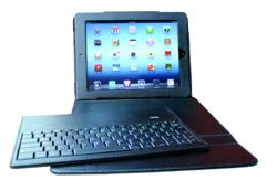 iPad Bluetooth Keyboard Portfolio