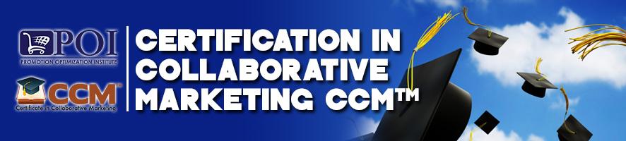 Certified Collaborative Marketing-CCM