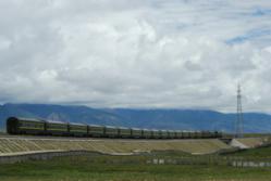 Qinghai Tibet railway travel, train tour to Tibet