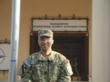 Captain James Van Thach at Headquaters International Security Assistance Force (ISAF), Kabul, Afghanistan