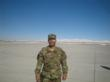 Captain James Van Thach at Forward Operating Base Shank in Afghanistan