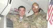 Medal of Honor recipient Sergeant First Class Leroy Petry & Captain James Van Thach in Afghanistan