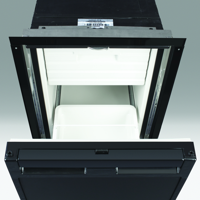 Dometic Launches The Cd 50 Drawer Refrigerator For Truck