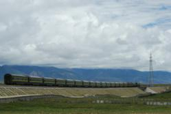 Qinghai Tibet railway travel, train tour to Tibet