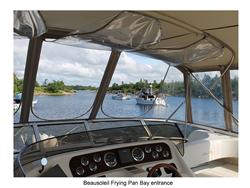 Boating Georgian Bay