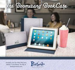Portenzo Boomerang BookCase