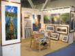 Onne van der Wal Gallery trade show BOOTH