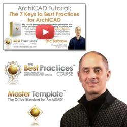 "Eric Bobrow's ArchiCAD Training ""7 Keys to Best Practices"" Helps Boost Architect Productivity"